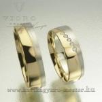 Új karikagyűrűk kerültek be a  kínálatunkba